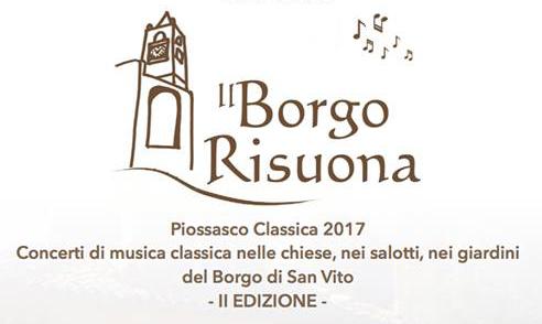 Il Borgo Risuona – 2017