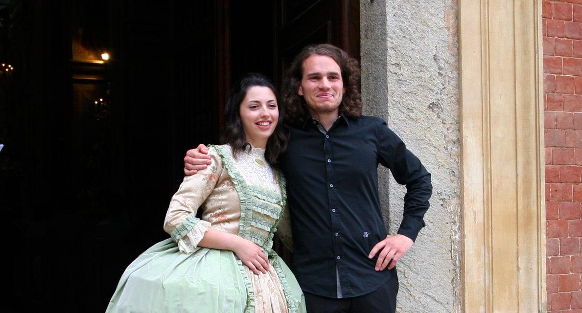 Rappresentazione teatrali al Borgo di San Vito