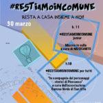 #restiamoincomune